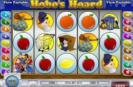 Hobo's Hoard ingyenes online nyerőgépes kaszinó játék