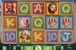 Hook's Heroes nyerőgép játék pénzbefizetés nélkül