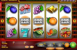Casino online nyerőgép Hot Cash
