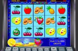 A Juicy Fruits kaszinó nyerőgép képe