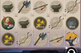 Kép az online Lady of the Moon nyerőgépből