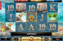 Online nyerőgép Mega Fortune Dreams a NetEnt-től