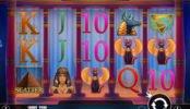 Casino ingyenes nyerőgép New Tales of Egypt pénzbefizetés nélkül
