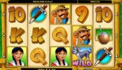 Ingyenes casino játék Pampa Treasures