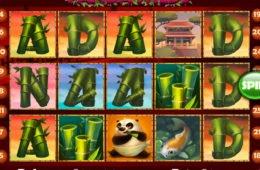 Letöltés nélkül játszható Panda Wilds online nyerőgép
