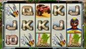 A Rally nyerőgépes játék képe
