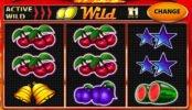 Red Hot Wild online casino nyerőgép