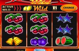Red Hot Wild online casino nyerőgép