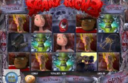 Befizetés nélküli Scary Rich 3 online nyerőgépes játék