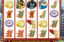 The Flash online nyerőgép pénzbefizetés nélkül