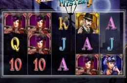 A Night of Mystery nyerőgépes casino játék képe