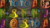Játsszon ingyen a Cave Raiders HD online nyerőgéppel