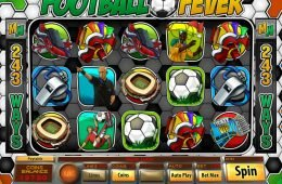 Ingyenes online nyerőgép Football Fever