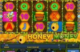 Ingyenes nyerőgép Honey Money online