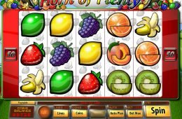 Nyerőgépes játék online Horn of Plenty pénzbefizetés nélkül