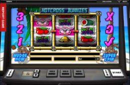- Ingyenes nyerőgépes játék Hot Cross Bunnies szórakozáshoz