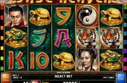 Jade Heaven online casino nyerőgép