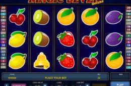 Játsszon ingyens a Magic Seven Deluxe nyerőgéppel