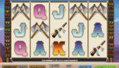 Casino nyerőgépes játék Native Treasure szórakozáshoz