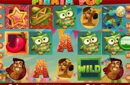 Játsszon ingyenes a Pinata Pop nyerőgéppel