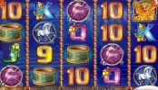 A Queen of Legends online casino nyerőgép képe