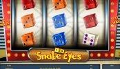 Online ingyenes nyerőgépes játék Snake Eyes