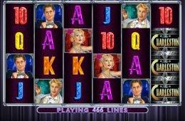Casino nyerőgépes játék The Charleston