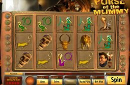 The Purse of the Mummy online ingyenes nyerőgép