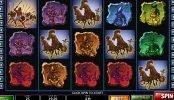 Online nyerőgépes játék The Pyramid of Ramesses a Playtech-től