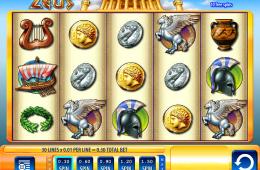 Online free slot game Zeus with no deposit
