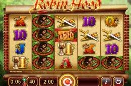 Játsszon ingyen a Lady Robin Hood online casino játékkal