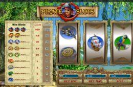 Ingyenes nyerőgép Pirate Slots befizetés nélkül