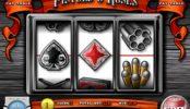 Játsszon a Pistols and Roses ingyenes online nyerőgéppel