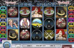 Nyerőgépes játék online Reel Party