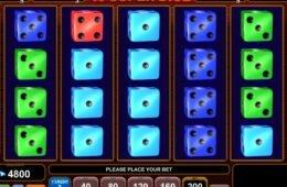Online casino nyerőgépes játék 40 Super Dice befizetés nélkül