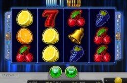 A Multi Wild online nyerőgép képe