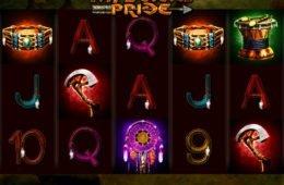 Casino ingyenes nyerőgépes játék Mystical Pride