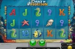 Palace of Poseidon online ingyenes nyerőgép