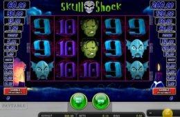 Ingyenes nyerőgép Skull Shock pénzbefizetés nélkül