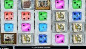 A 100 Dice nyerőgépes online casino játék képe