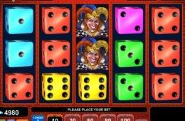 Extra Joker nyerőgépes játék szórakozáshoz