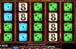 Casino online nyerőgépes játék Flaming Dice regisztráció nélkül