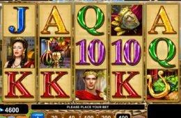 Legendary Rome ingyenes online nyerőgépes játék