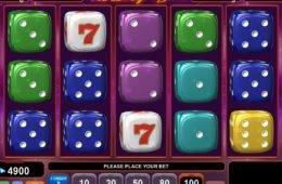 Játsszon a Rolling Dice online nyerőgéppel befizetés nélkül