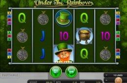 Under the Rainbow online nyerőgép szórakozáshoz