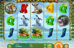 Játsszon ingyen a Happy Jungle online nyerőgéppel