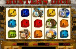 Játsszon a Hunter´s Dice online nyerőgéppel