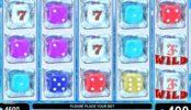 Játsszon az Ice Dice ingyenes casino nyerőgéppel