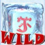 Az Ice Dice ingyenes online nyerőgép vad szimbóluma