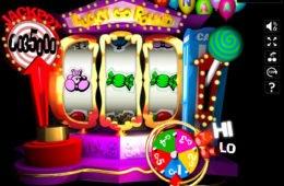 Játsszon ingyen a Lucky Go Round online nyerőgéppel